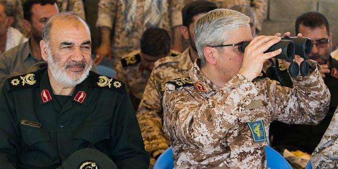 ifmat - IRGC deputy commander threatens Europe if they attempt Iranian disarmament