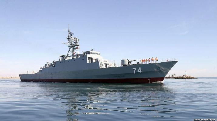 ifmat - Iran announces 3 day navy drill from gulf to indian ocean