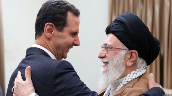 ifmat - Iran bans newspaper over article on Assad trip