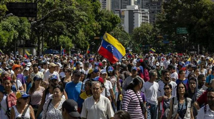 ifmat - Iran mullahs can see their destiny acted out in Venezuela