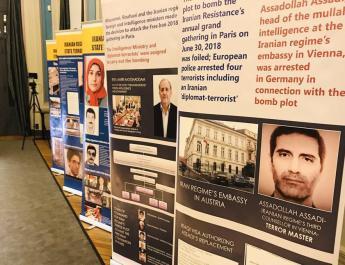 ifmat - Iran regime is increasingly desperate