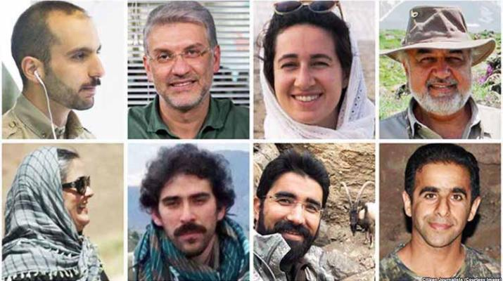 ifmat - Iranian environmental activist alleges jail torture to make confessions