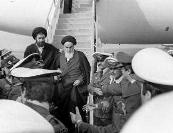ifmat - Khomeini evil precedents in Iran