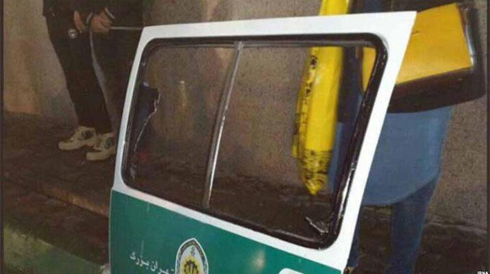 ifmat - Morality police fire shots to disperse compulsory hijab protesters