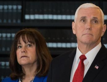 ifmat - Pence accuses Iran of pursuing another Holocaust