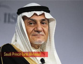 ifmat - Prince Turki Al-Faisal says that Iran should let go of its extra-territorial ambitions