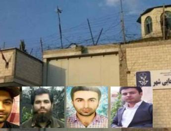 ifmat - Prison guards in Iran attack religious minority inmates