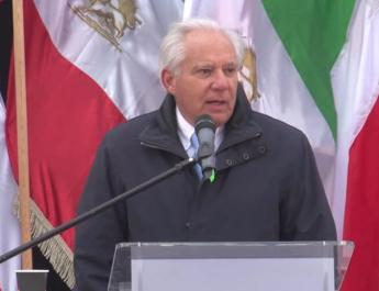 ifmat - Robert Torricelli says tommorow is about ending regime in Iran