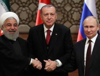 ifmat - Russia, Turkey, Iran to hold Syria summit