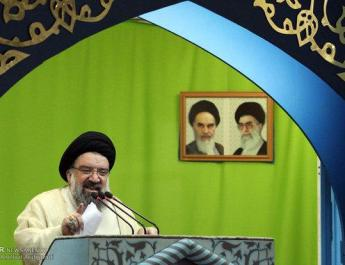 ifmat - Senior cleric says Iranian missiles with land on enemies like thunderbolts