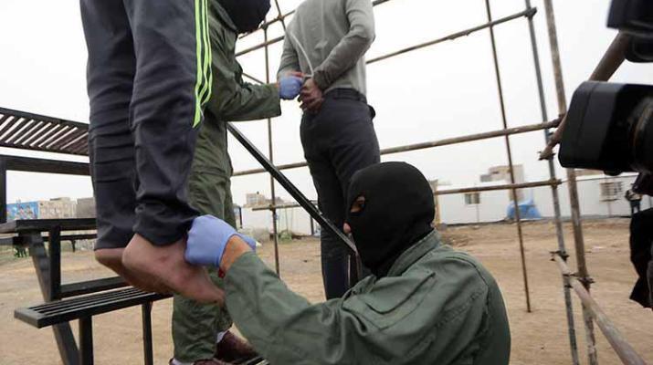 ifmat - Three inmates executred in Iran