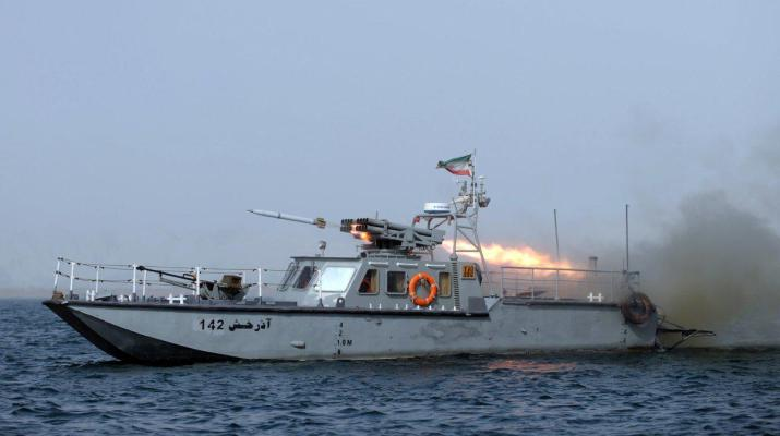 ifmat - Top US Admiral in Middle East warns of growing Iranian threat
