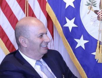 ifmat - US ambassador to EU companies says not to use new trade mechanism