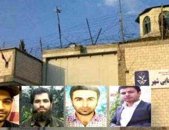 ifmat - Violent prison raid on religious minorities in Iran
