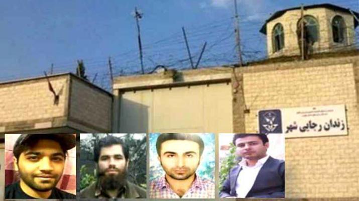 ifmat - Violent prison raid on religious minorities in Iran