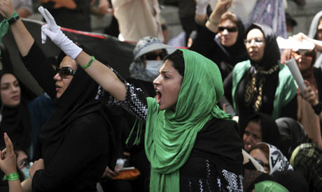 ifmat - Women in Iran continue to fight for equality