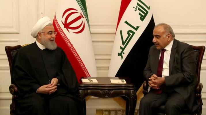 ifmat - All about appearances in Iranian president Iraq visit