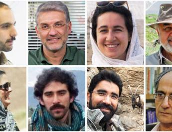 ifmat - Amnesty International has called on Iran to release eight environmentalists