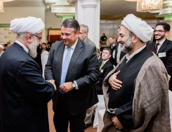 ifmat - German Chancellor presence in the Shiite Iftar