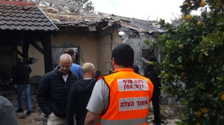 ifmat - Iran Regime ordered rocket attack on central Israel