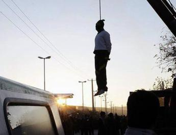 ifmat - Iran Regime publically executed 13 inmates since the beginning of March