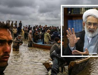 ifmat - Iran Regime threatens to imprison people for reporting on floods
