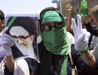 Iran Regime threatens to use foreign militias in domestic crackdown