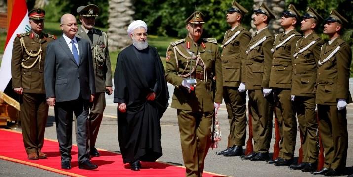 ifmat - Iran makes dangerous inroads in Iraq