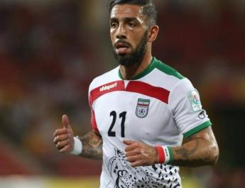 ifmat - Iran regime bans tattooed footballers from national teams