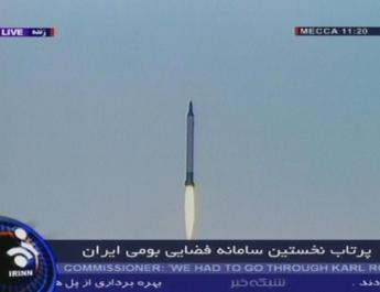 ifmat - Iran regime military is advancing further into outer space