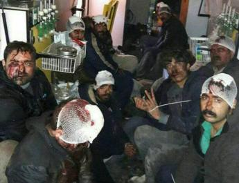 ifmat - Iran sentences 23 Dervishes to heavy prison terms and lashes