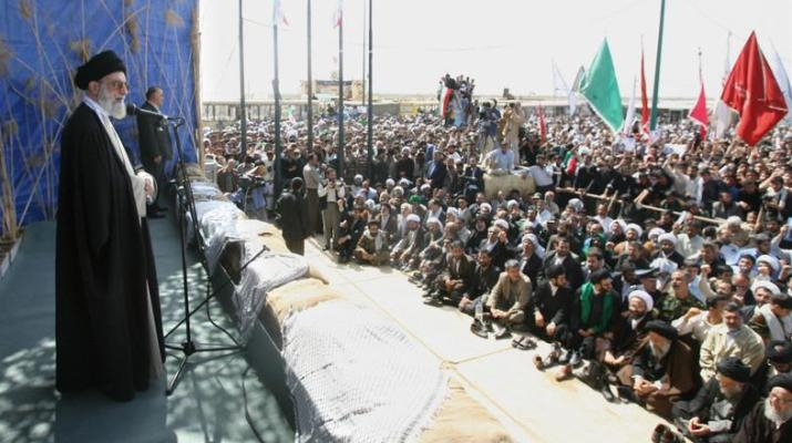 ifmat - Iranian Regime has been struggling to keep control