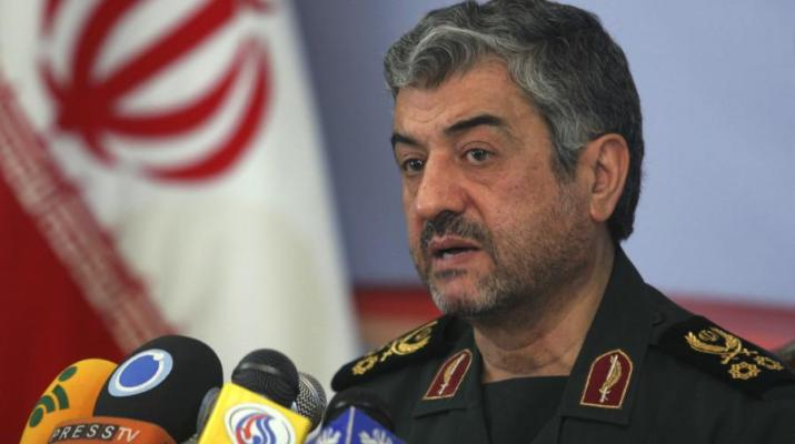 ifmat - Iranian commander threatens Israel with missiles