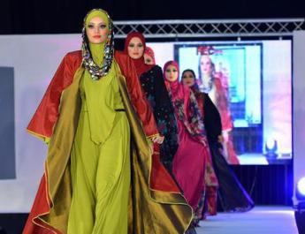ifmat - Iranian label accused of organising un-Islamic fashion show