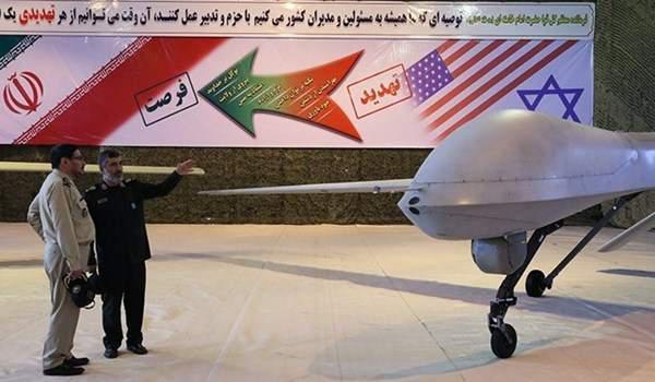 ifmat - Iranian massive drone exercise was code named Towards Jerusalem