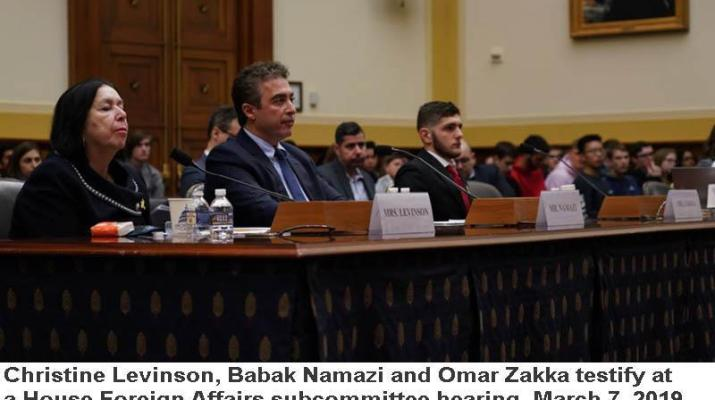 ifmat - Lawmakers again seek to pressure Iran over fate of hostage Bob Levinson