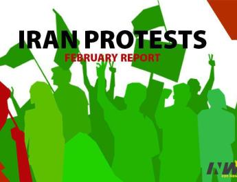 ifmat - More than 240 protests in February in Iran