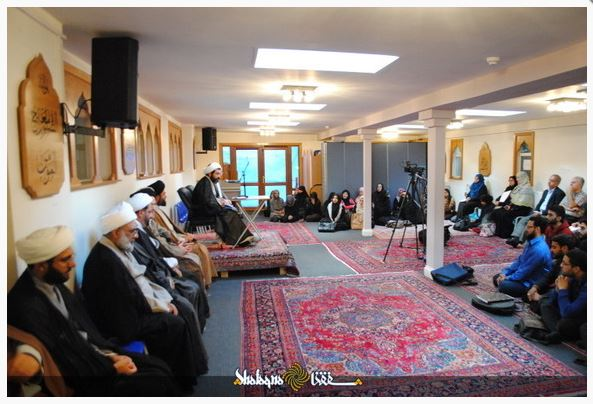 ifmat - Opening ceremony at the seminary of London, September 2014