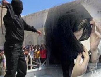 ifmat - Pro government vigilantes attack women for standing up against forced hijab laws in Iran