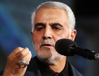ifmat - Qassem Soleimani mocks Iran nuclear deal