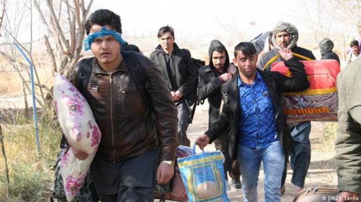ifmat - Rights of Afghan refugees violated by Iran Regime