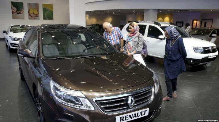 ifmat - Tehran says Renault will resume operations in Iran