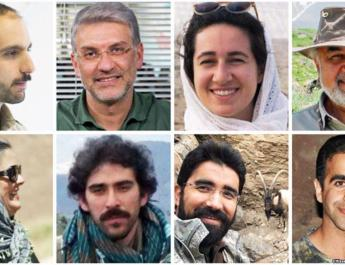 ifmat - Top Iran prosecutor insists jailed environmentalists are spies