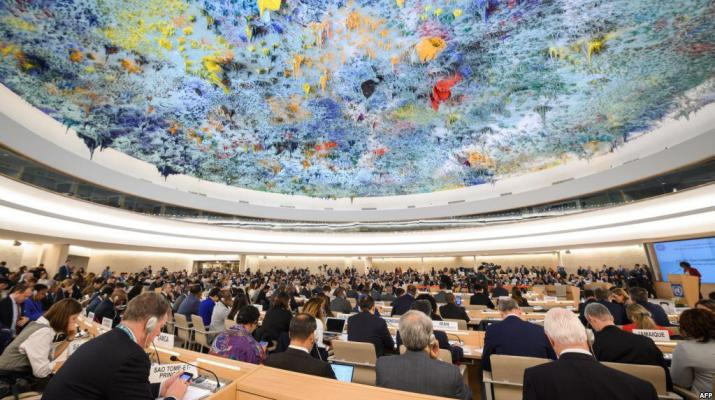 ifmat - UN Iran human rights rapporteur mandate extended