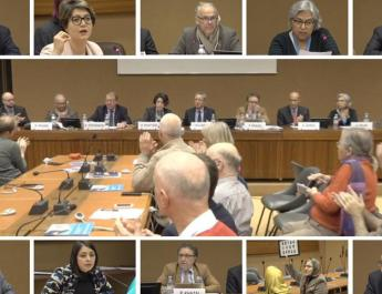 ifmat - UN conference shed light on Iran human rights abuses