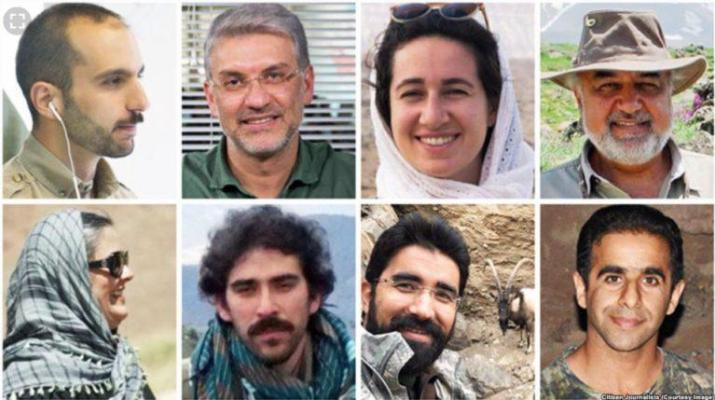 ifmat - UN environment calls on Iran to guarantee fair trial for conservationists
