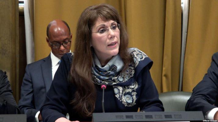ifmat - US official says Iran destabilizing region