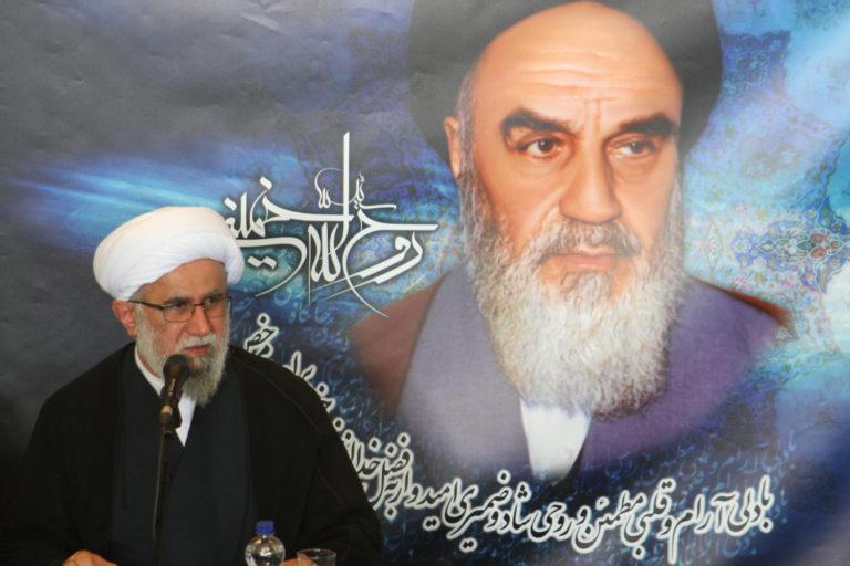ifmat - leric Reza Ramezani, Head of Islamic Center in Hamburg