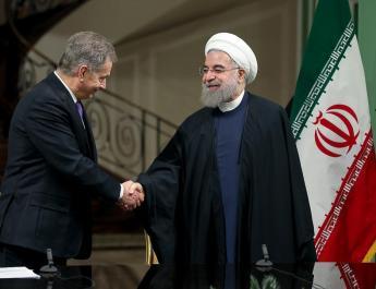 ifmat - Finland politicians believe to Iranian regime lies