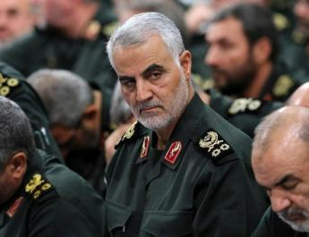 ifmat - Instagram accounts of IRGC heads including Qassem Soleimani gets suspended